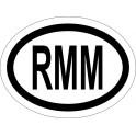 Naklejka RMM typ 96 odblask