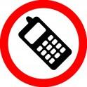 Zakaz telefonom 9cm