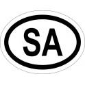 Naklejka SA typ 96 odblask