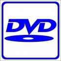 Naklejka DVD