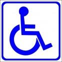 Szyld dla Niepełnosprawnych