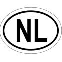 Naklejka NL typ 96tb odblask