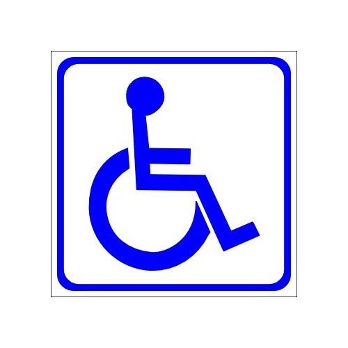 Naklejki dla niepełnosprawnych