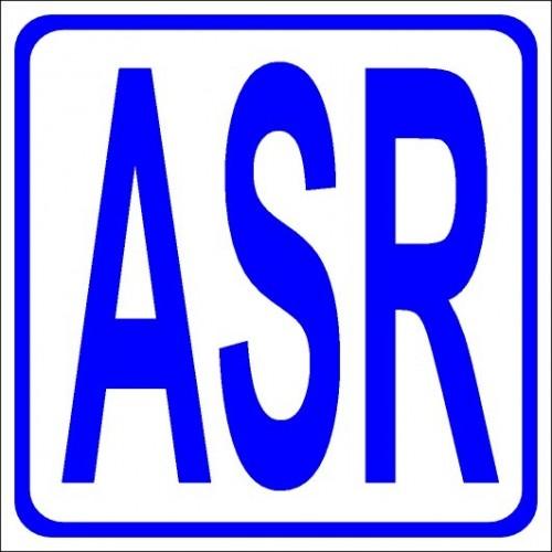 Naklejki piktogramy ASR