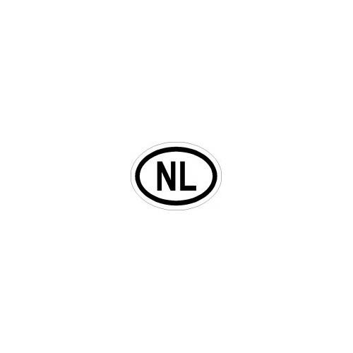 Naklejki kraj pojazdu Holandia
