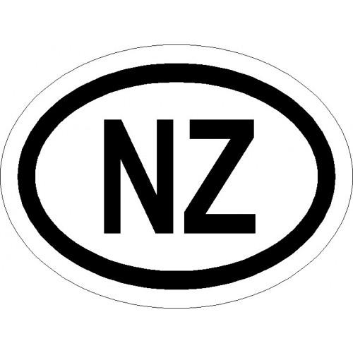 Naklejki kraj pojazdu Nowa Zelandia