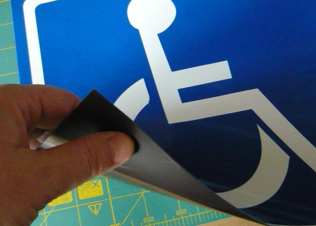 Oznakowanie na podłożu magnetycznym